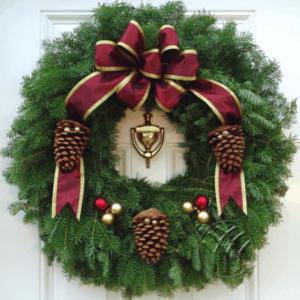Christmas Wreath Sale – Order by Nov 1