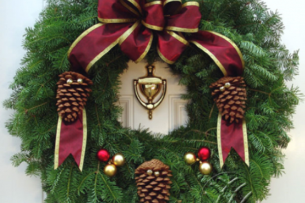 Christmas Wreath Sale – Order by Dec 15!