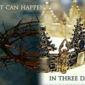 Accompany Jesus during this Holy Week