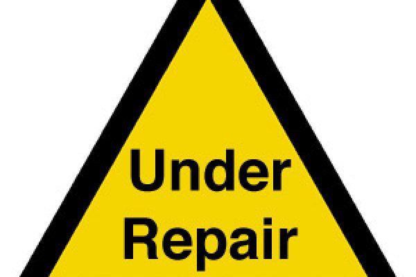 Facility Under Repair