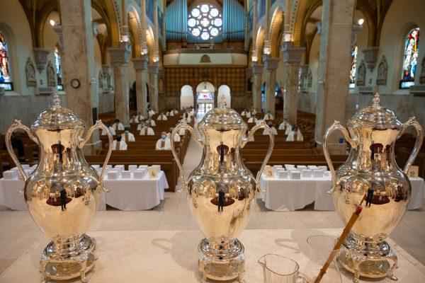 Chrism Mass – 10:30 Holy Thursday