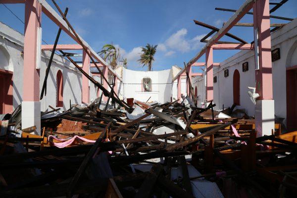 Haiti Relief – CRS